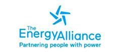 the energy alliance logo